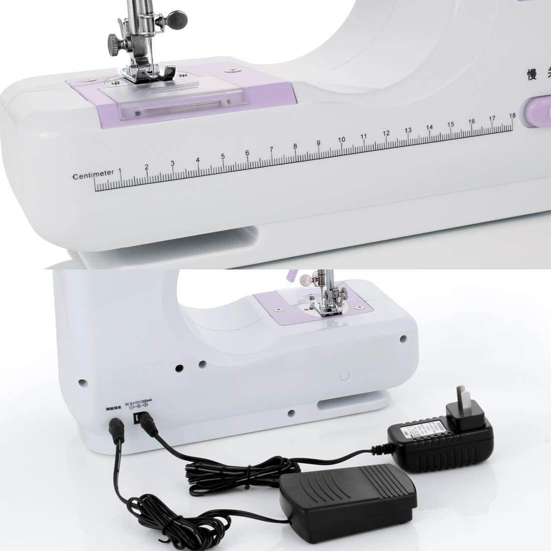 SIGNSTEK - Machine à Coudre électrique Portable pas cher