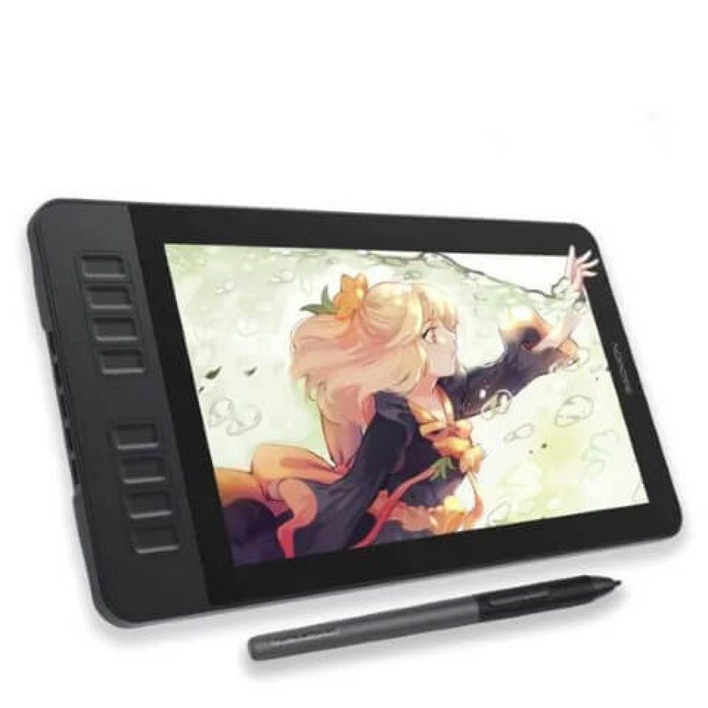Tablette graphique a ecran