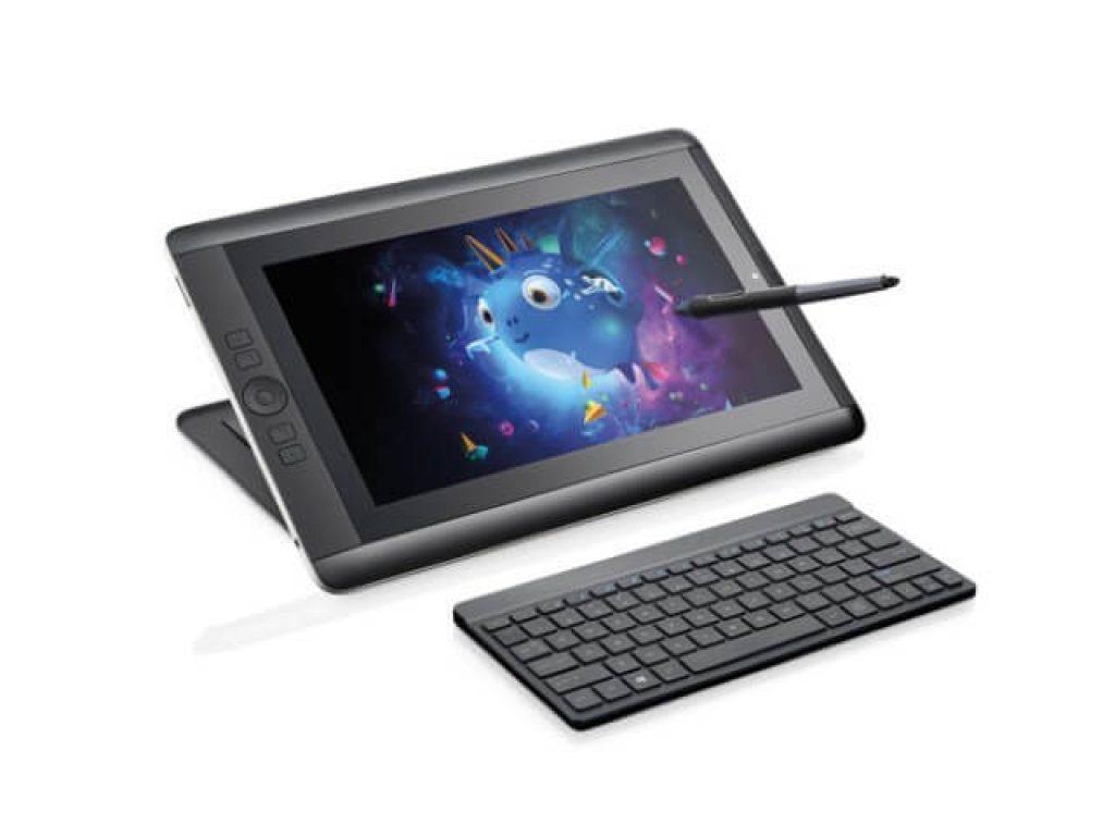 Tablette graphique autonome