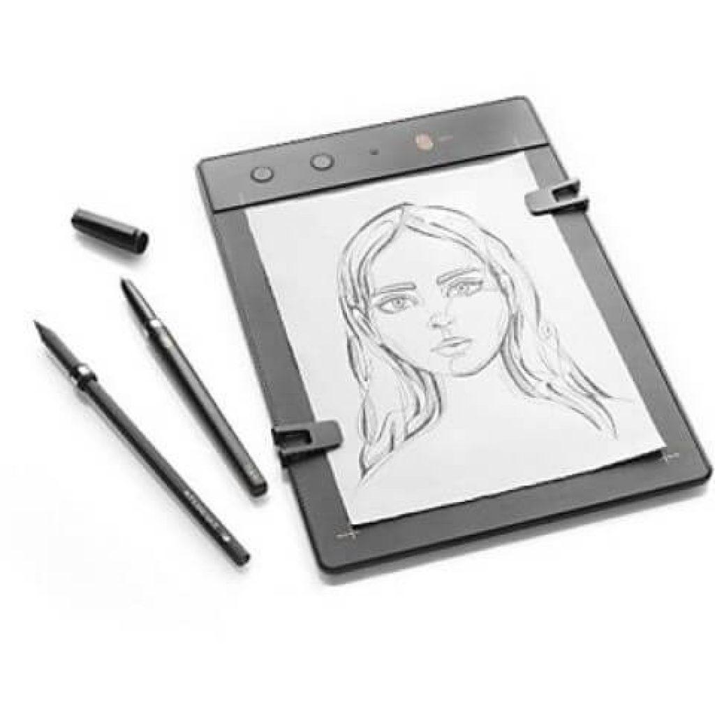 Tablette graphique scanner